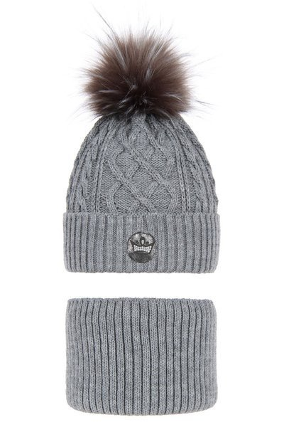 Winter hat Antonina